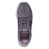 Skórzane trampki damskie adidas, szary, 503-2111 - 19