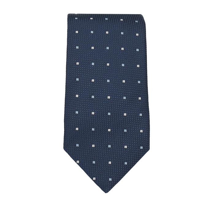 Komplet krawatu iposzetki dla mężczyzn bata, niebieski, 999-9294 - 26