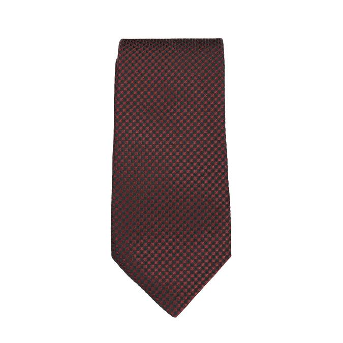 Komplet krawatu iposzetki wdeseń bata, czerwony, 999-5292 - 26