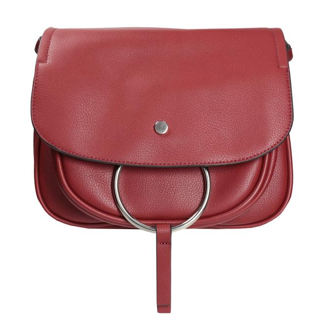 Czerwona torba przewieszana przez ramię bata, czerwony, 961-5161 - 26