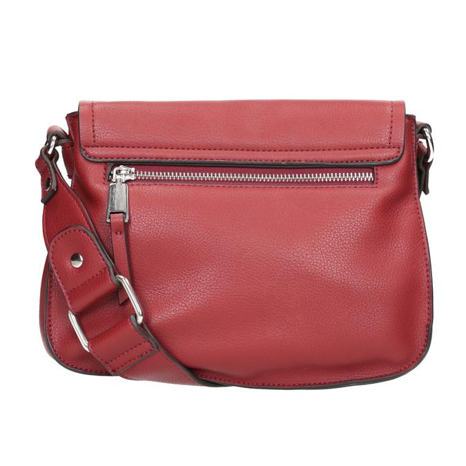 Czerwona torba przewieszana przez ramię bata, czerwony, 961-5161 - 16