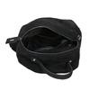 Skórzany plecak damski fredsbruder, czarny, 966-6054 - 15