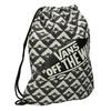 Plecak worek zmateriału tekstylnego wdeseń vans, 969-0058 - 13