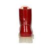Lakierowane obuwie damskie na grubej podeszwie weinbrenner, czerwony, 598-5604 - 16