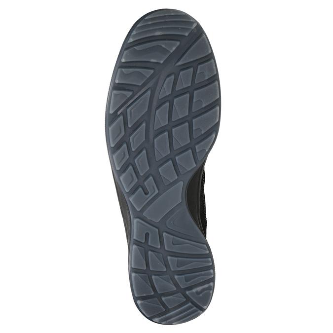 Turystyczne buty męskie skórzane weinbrenner, szary, 846-2647 - 17