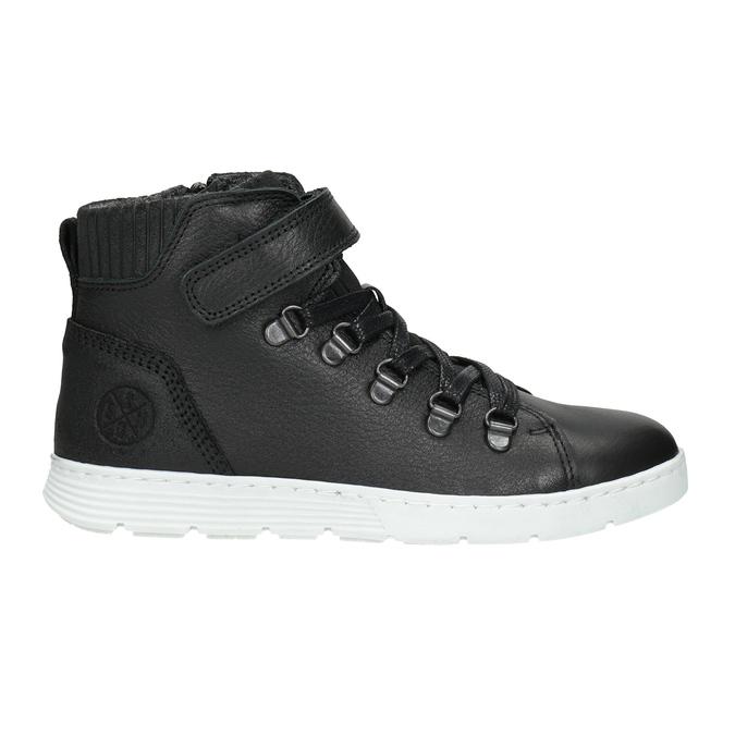 Chłopięce obuwie za kostkę, czarny, 494-6024 - 26