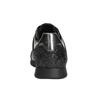 Czarne trampki damskie geox, czarny, 621-6045 - 16