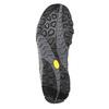 Skórzane obuwie męskie wstylu outdoor merrell, czarny, 806-6570 - 17