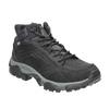 Skórzane buty za kostkę wstylu outdoor merrell, czarny, 806-6569 - 13