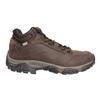 Skórzane buty za kostkę wstylu outdoor merrell, brązowy, 806-4569 - 26