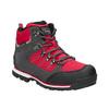 Zimowe buty dziecięce wstylu outdoor, czerwony, 399-5016 - 13