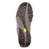 Sportowe trampki męskie merrell, brązowy, 806-4570 - 17