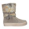 Zimowe buty dziecięce zfuterkiem primigi, beżowy, 393-8015 - 26