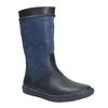 Granatowe kozaki dziewczęce bata, niebieski, 394-9196 - 13