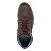 Skórzane zimowe buty męskie bata, brązowy, 896-4676 - 26