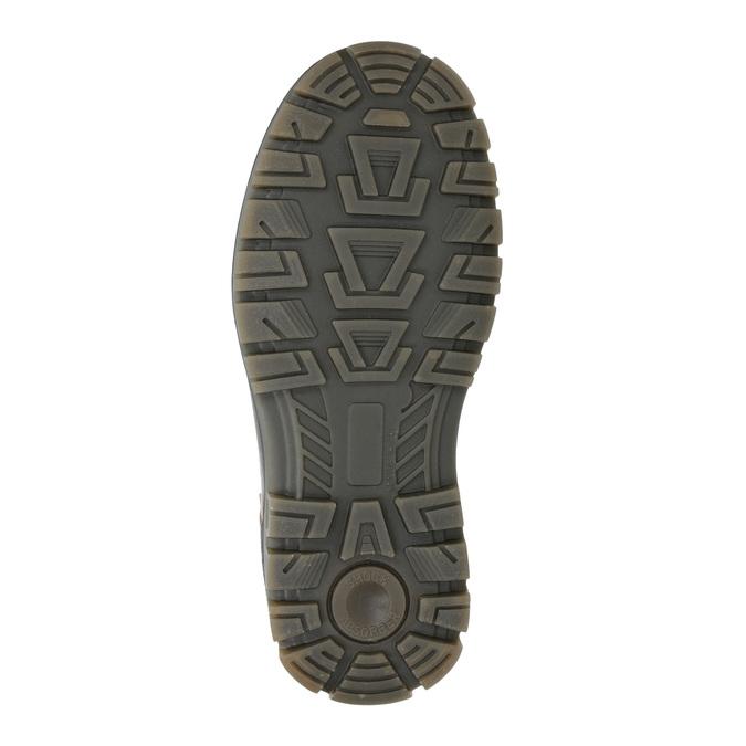 Zimowe buty dziecięce weinbrenner-junior, niebieski, 496-9610 - 17