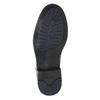 Męskie buty ombré za kostkę bata, szary, 896-2684 - 19