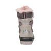 Różowe zimowe obuwie dziewczęce mini-b, 299-5613 - 17