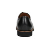 Skórzane półbuty męskie conhpol, czarny, 824-6991 - 16