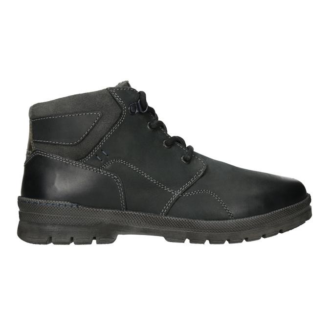 Zimowe obuwie męskie bata, 896-4681 - 26