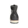 Zimowe obuwie męskie za kostkę bata, szary, 896-2657 - 17