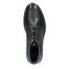Męskie buty za kostkę bata, niebieski, 896-9682 - 15