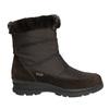 Damskie obuwie zimowe, brązowy, 599-4618 - 15