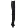 Kozaki damskie za kolana vagabond, czarny, 593-6016 - 17