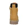 Skórzane obuwie za kostkę weinbrenner, żółty, 896-8669 - 16