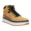 Męskie buty za kostkę k1x, brązowy, 806-3552 - 13