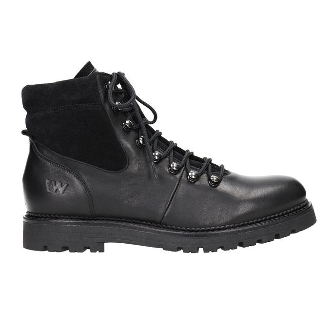 Zimowe buty damskie weinbrenner, czarny, 596-6672 - 26