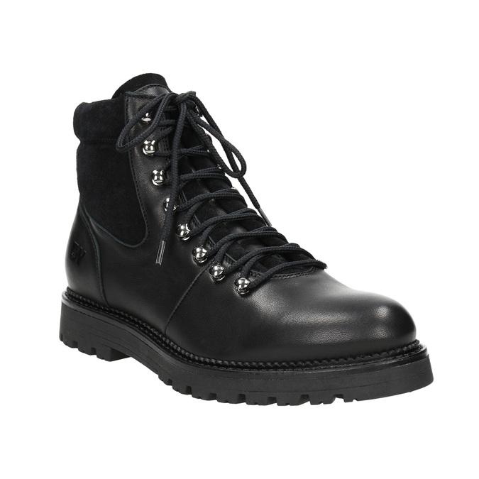 Zimowe buty damskie weinbrenner, czarny, 596-6672 - 13