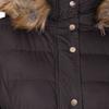 Zimowa kurtka damska zfuterkiem bata, brązowy, 979-4134 - 16