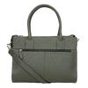 Skórzana torebka zpaskiem picard, zielony, 966-7039 - 16