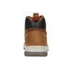 Skórzane buty męskie za kostkę weinbrenner, brązowy, 896-3701 - 16