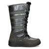 Damskie śniegowce na zimę bata, szary, 599-2619 - 19