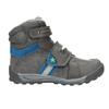 Zimowe buty dziecięce mini-b, szary, 291-2627 - 26