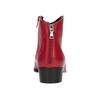Czerwone botki bata, czerwony, 594-5665 - 15