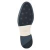 Skórzane buty męskie za kostkę bata, brązowy, 826-3925 - 17