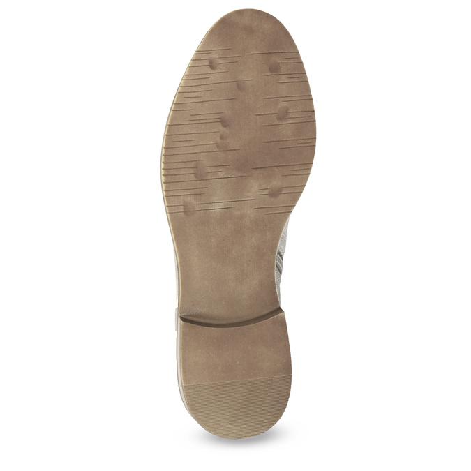 Botki damskie bata, szary, 596-2685 - 18