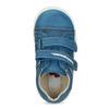 Niebieskie nieformalne trampki dziecięce bubblegummer, niebieski, 111-9625 - 17