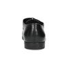 Czarne skórzane półbuty typu oksfordy bata, czarny, 824-6944 - 15