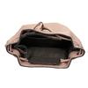 Cielisty plecak damski bata, różowy, 961-9858 - 15