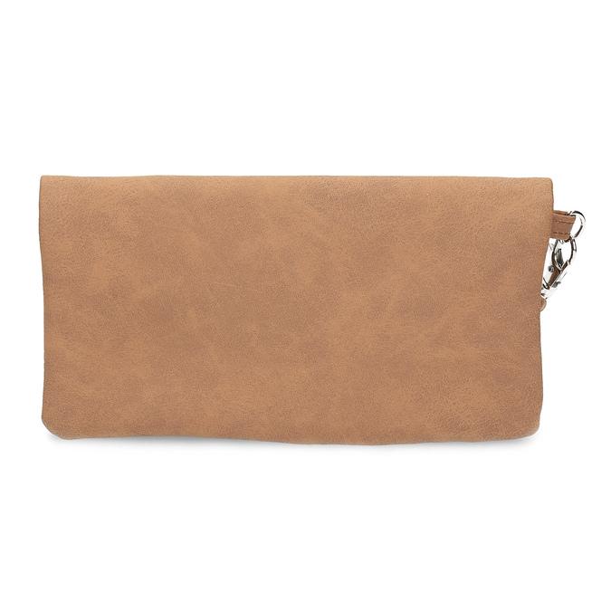 Brązowy portfel damski bata, 941-4215 - 26