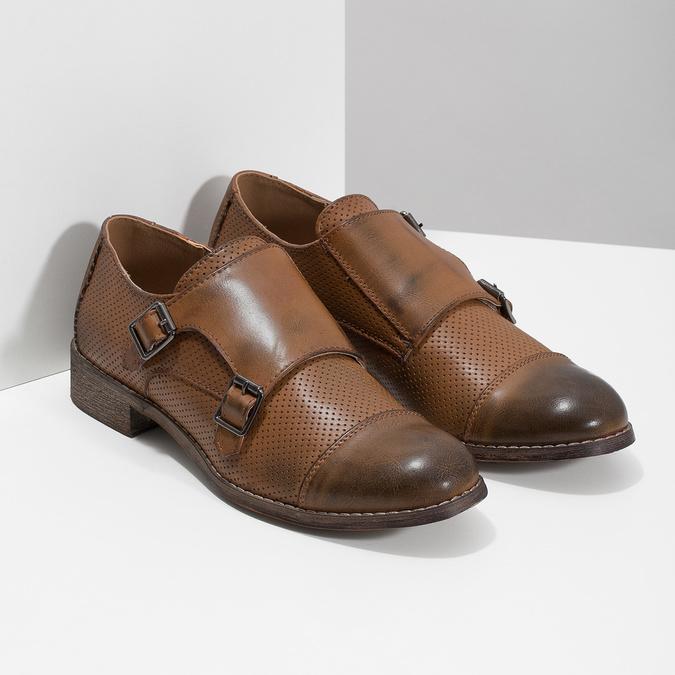 Monki damskie bata, brązowy, 521-4609 - 26
