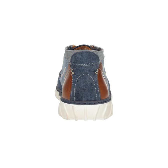 Wyjściowe buty męskie bata, 843-9633 - 16