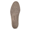 Skórzane baleriny oszerokościG gabor, beżowy, 626-8055 - 18