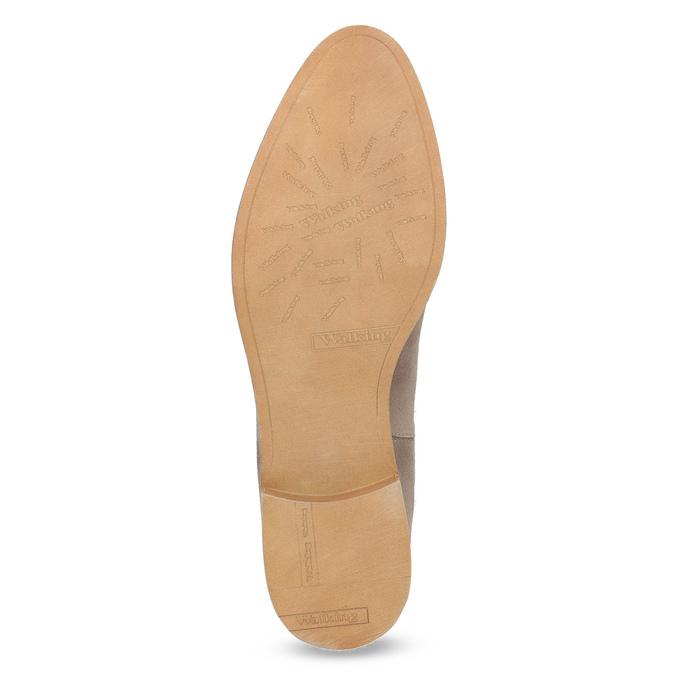 Skórzane obuwie damskie typu chelsea bata, 593-8614 - 18