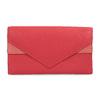 Skórzany portfel damski bata, czerwony, 944-5211 - 26