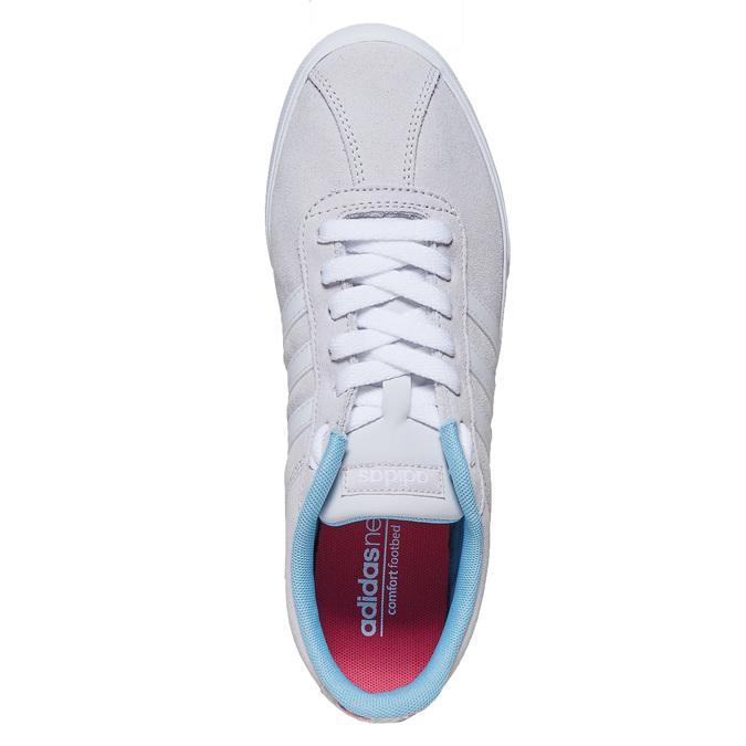 Szare trampki damskie adidas, szary, 501-2229 - 19